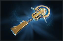 Uncommon Treasure Key