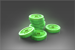 Handful of Jade Tokens Unpack this gift to earn 50 Jade Tokens.