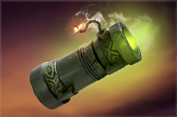 Uncommon Treasure of the Cannon's Fuse