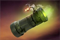 Uncommon Treasure of the Cannon's Fuse