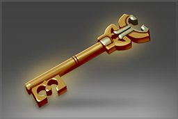 Mythical Welcoming Chest Key