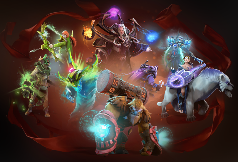 Dota 2 Immortal 12: Immortal Treasure II :: DOTAFire