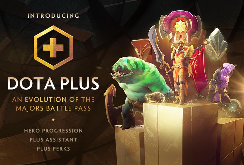 Introducing Dota Plus