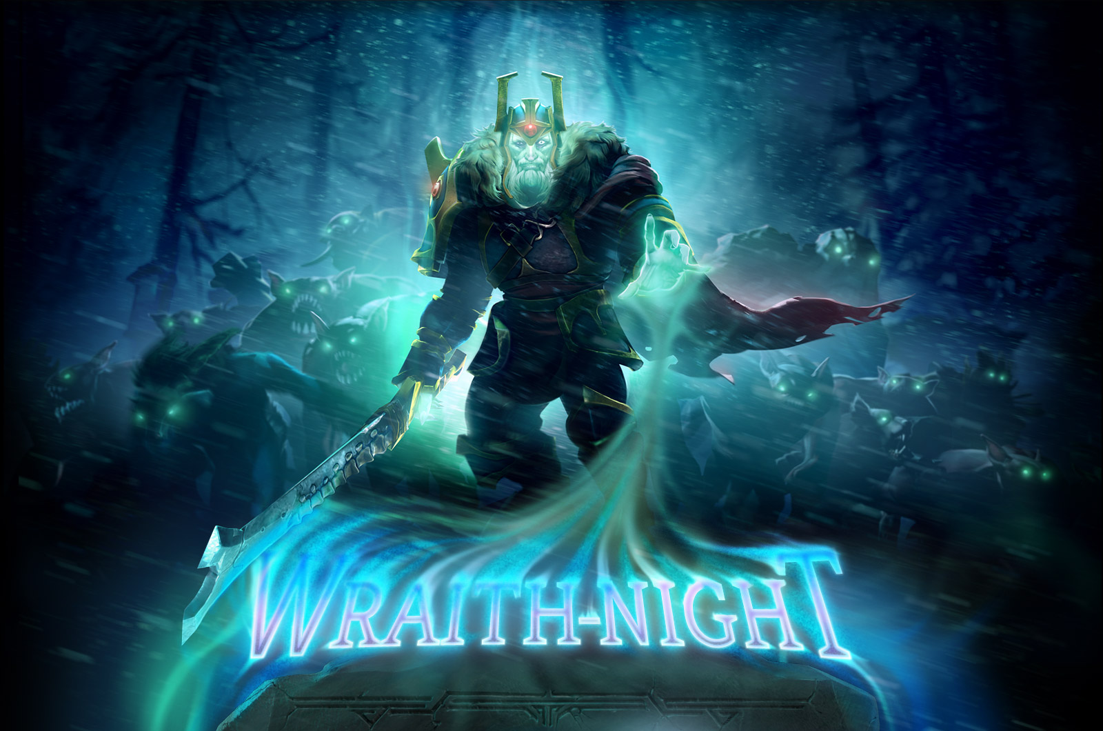 Dota 2 - Wraight-Night: Horde Mode Event, New Hero, Ranked Matches