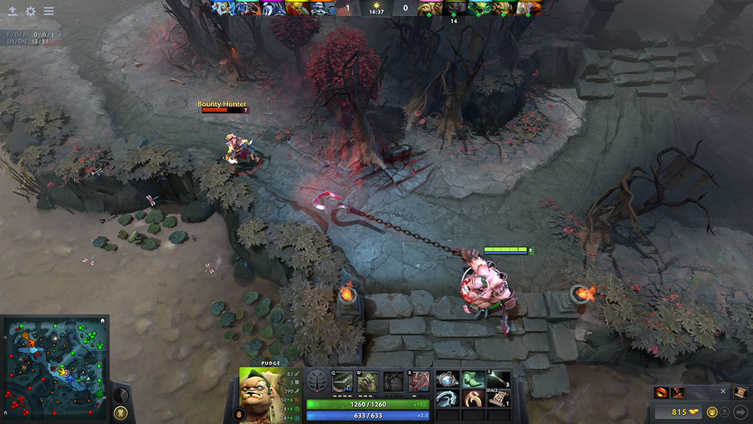 Dota 2 team matchmaking bug