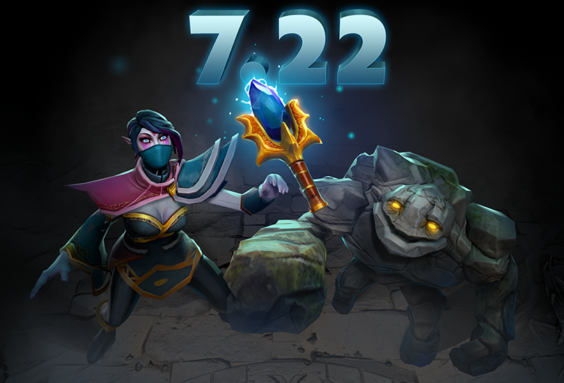 The 7 22 Gameplay Update | Dota 2