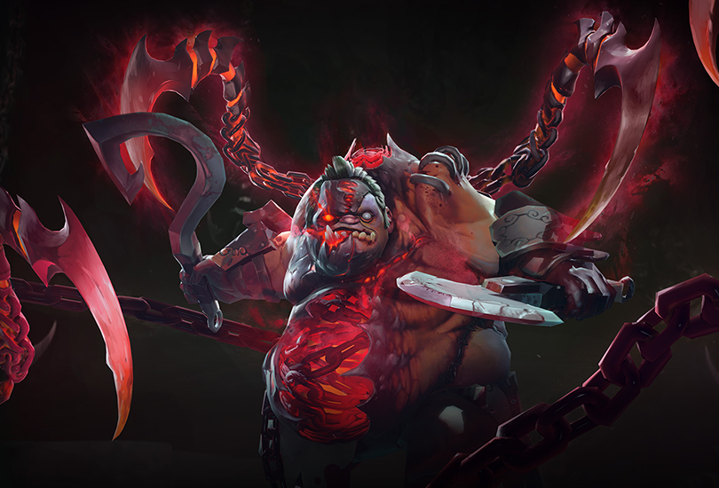 With Todays Update The Butchers Got A Whole New Set Of Tools As The Pudge Arcana Makes Its Grand Debut Featuring All New Custom Animations And