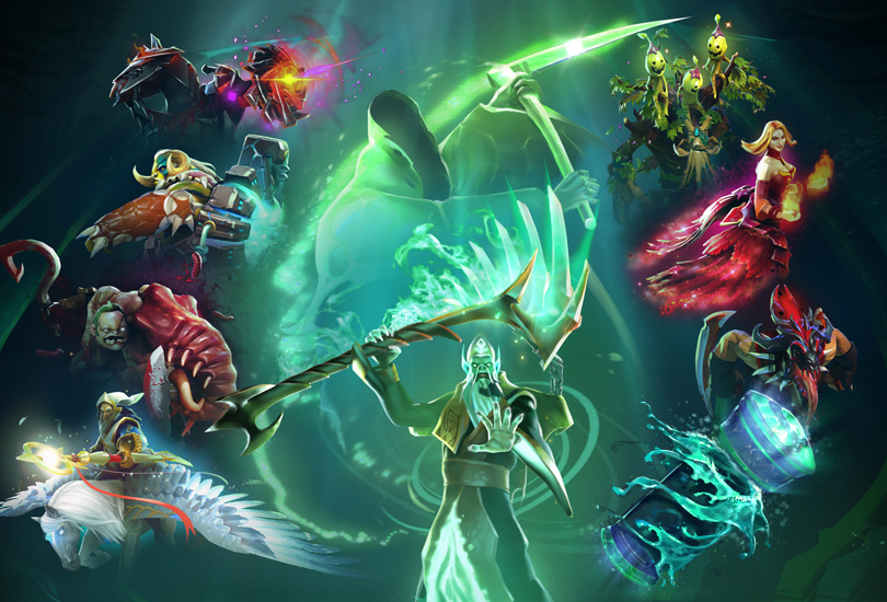 Dota 2 S Immortal Treasure 3 Launches: Immortal Treasure II