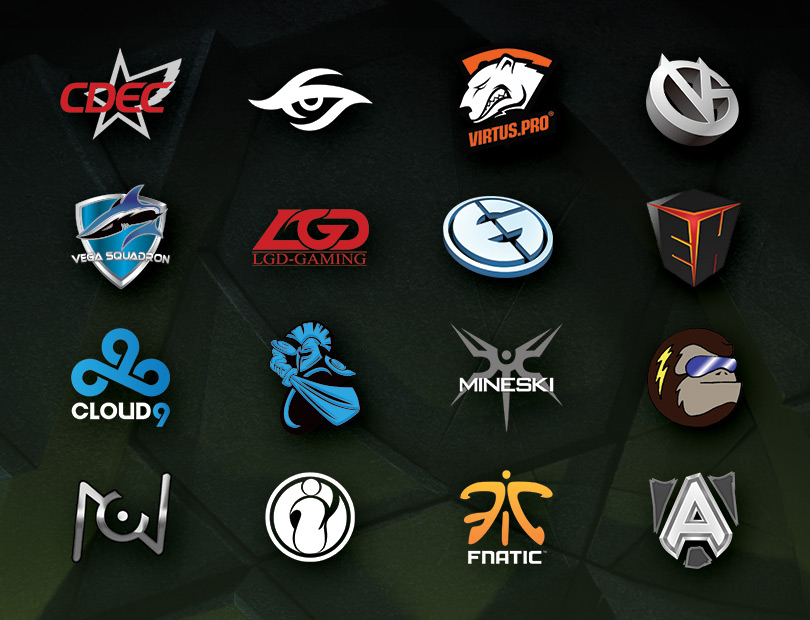 the frankfurt major teams dota 2
