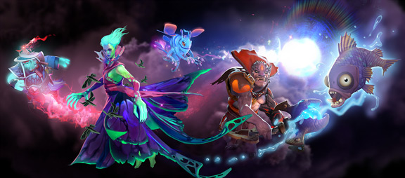 Dota 2 Immortal 14: Dota 2 News: Dota 2 Main Client Update Delivers Immortal