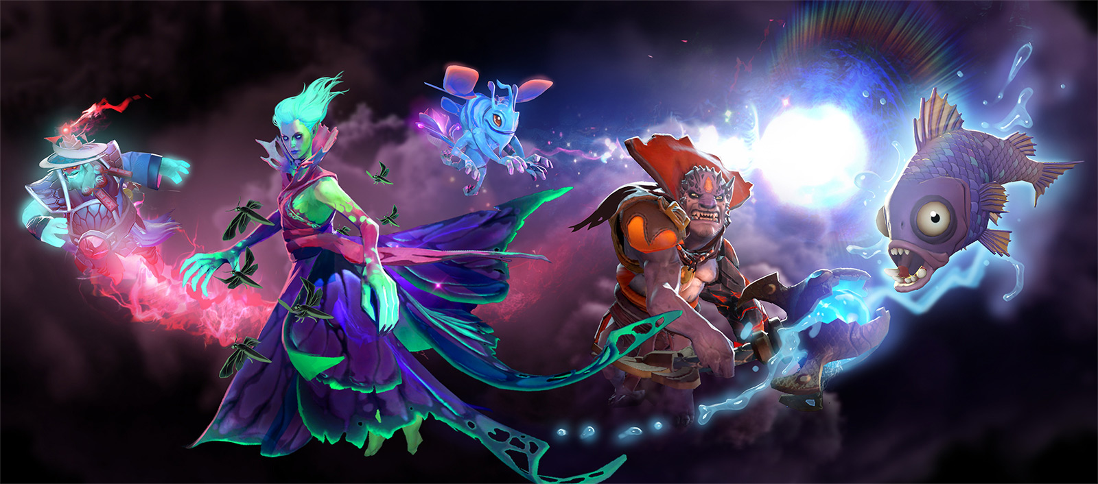 Dota 2 Immortal 14: TI4 Compendium: The Immortals Are Here