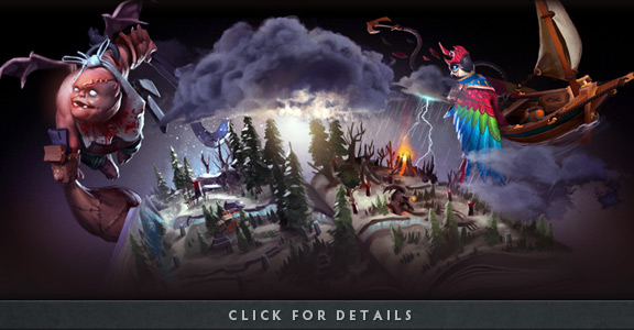 Dota 2 Immortal Items And Player Cards Released: Overflowing Compendium Update :: DOTAFire