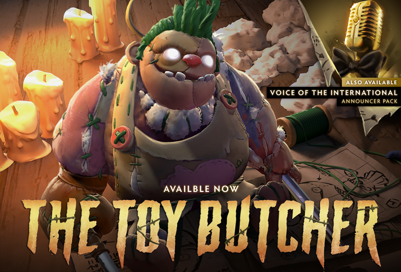 The Toy Butcher