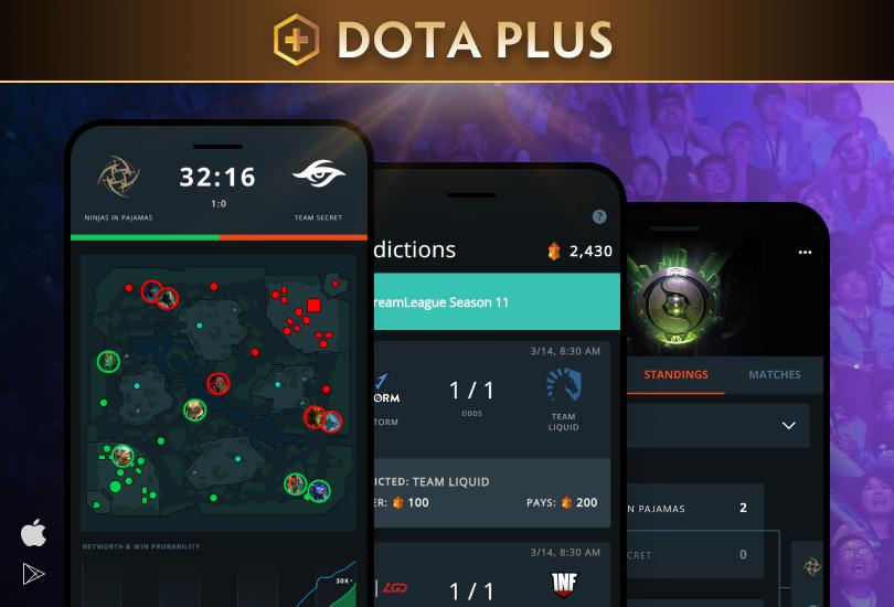 New Dota Plus Feature | Dota 2