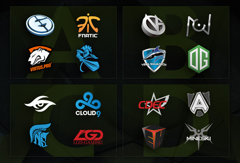 the frankfurt major group stage dota 2