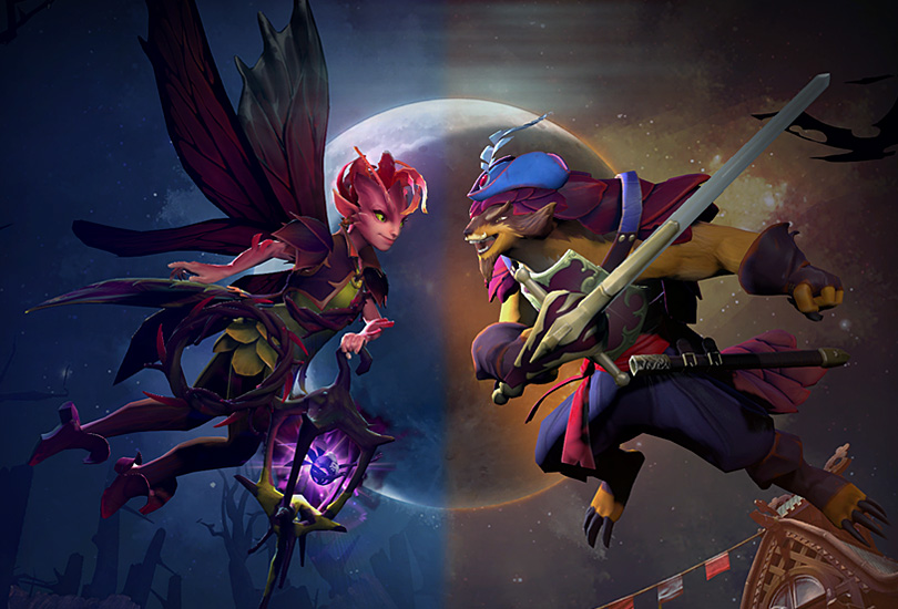 7 07 Update — The Dueling Fates | Dota 2