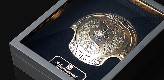 After the conclusion of the grand finals of The International, we will send  the Collector's Aegis to all players with a Compendium Level of 1000 or  above.