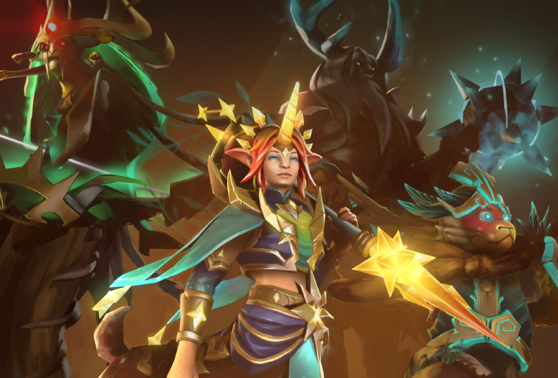 Dota 2 Immortal Items And Player Cards Released: Dota 2