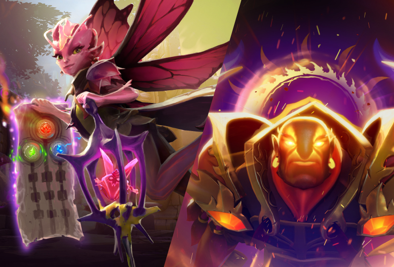 Special Battle Pass Event and Immortal Treasure II | Dota 2