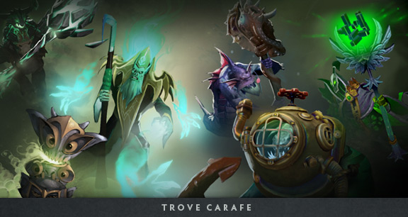 Dota 2 Immortal 14: New Immortal Treasures