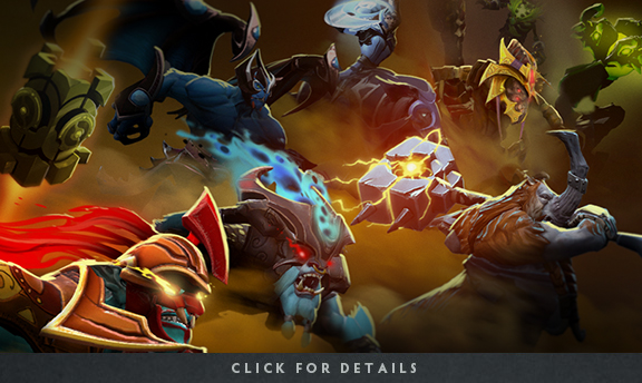 Dota 2 International 4 Immortal Items Released: Was Looking Through Stuff From The TI5 Goodie Bag, And