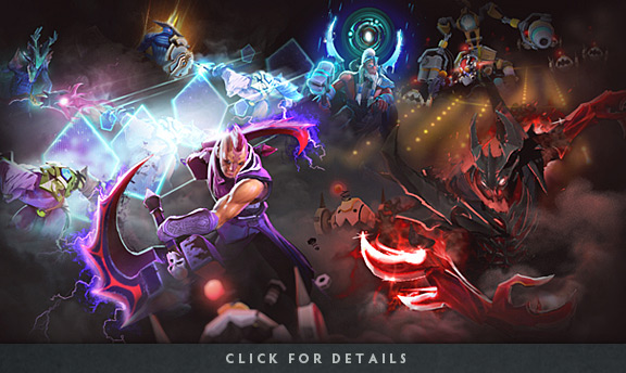 New Compendium Rewards & Spectator Effigies :: DOTAFire
