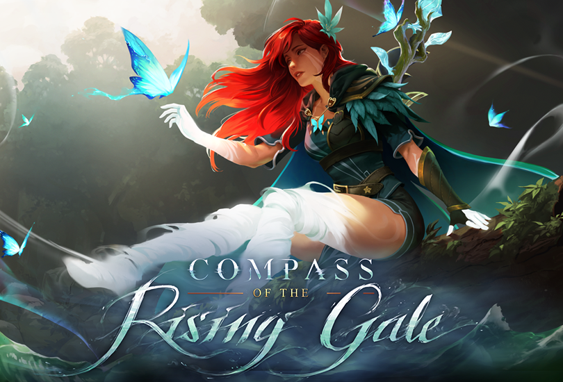 Compass of the Rising Gale — Windranger Arcana