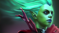 Storm Spirit looks like Death Prophet - Champion similar