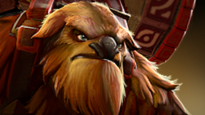 Alistar looks like Earthshaker - Champion similar
