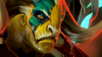 Magnus looks like Elder Titan - Champion similar