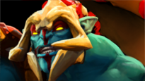 Razor looks like Huskar - Champion similar