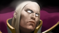 Faceless Void looks like Invoker - Champion similar