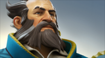 Gangplank looks like Kunkka - Champion similar