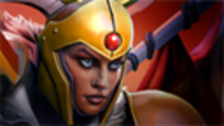Fiora looks like Legion Commander - Champion similar