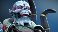 Brand looks like Lich - Champion similar
