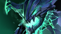 Veigar looks like Outworld Devourer - Champion similar