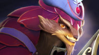 Slark looks like Pangolier - Champion similar