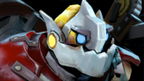 Blitzcrank looks like Clockwerk - Champion similar