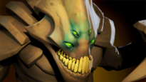 Fiddlesticks looks like Sand King - Champion similar