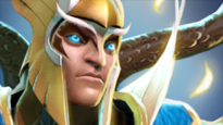 Lux looks like Skywrath Mage - Champion similar