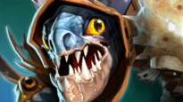 Rengar looks like Slark - Champion similar
