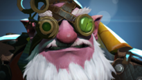 Corki looks like Sniper - Champion similar