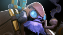 Galio looks like Tinker - Champion similar