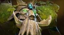Zyra looks like Treant Protector - Champion similar