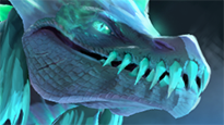 Anivia looks like Winter wyvern - Champion similar