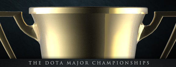 The Dota Major Championships