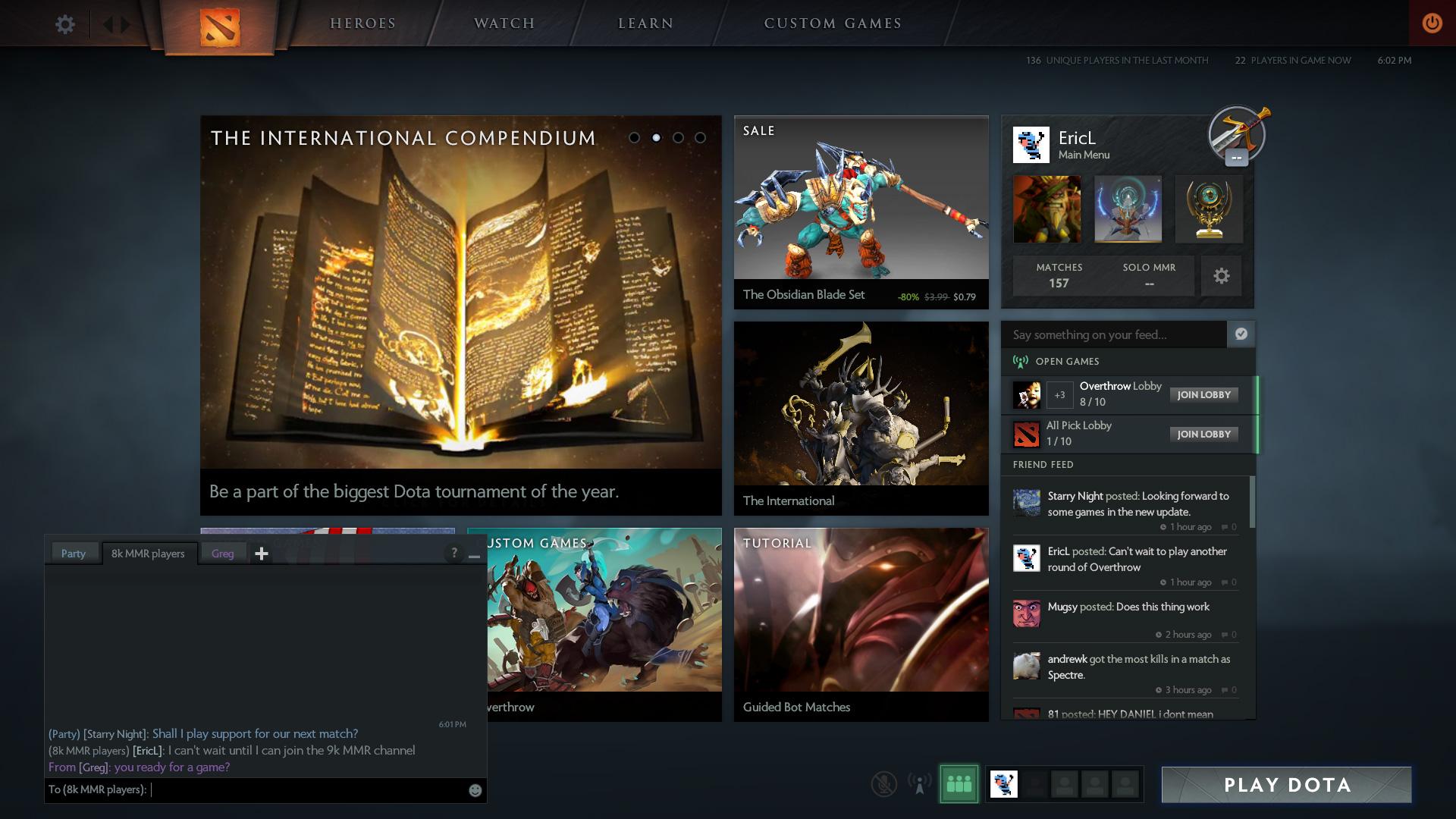 eric games launcher
