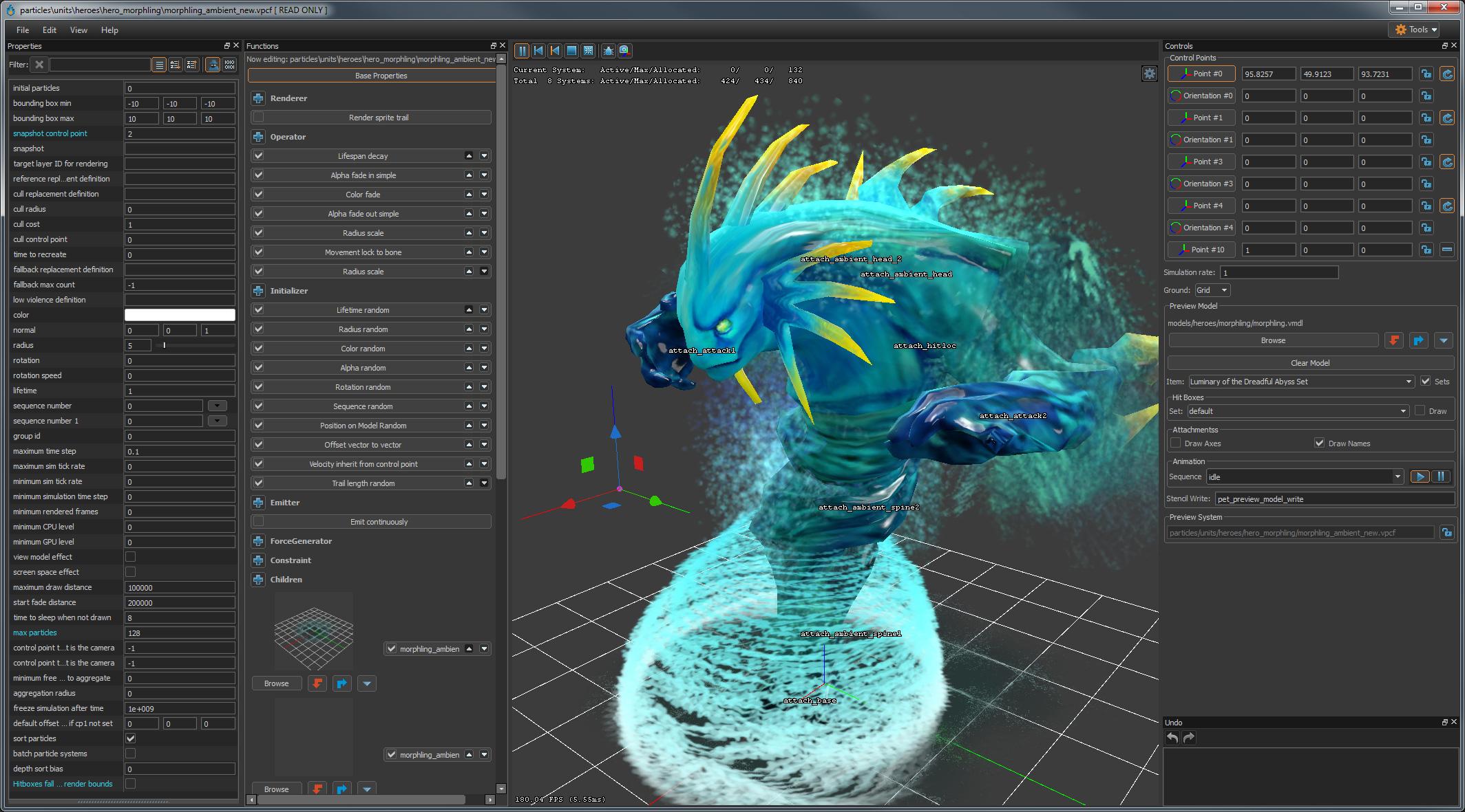 Dota 2 reborn 3d model editor