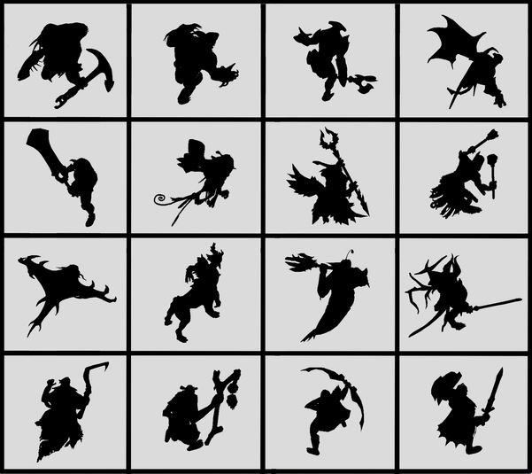 Dota 2 Character Design Pdf : Dota character art guide pdf