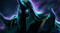 Puck looks like Abaddon - Champion similar